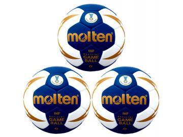 Molten-HB *3x H3X5001-BW*