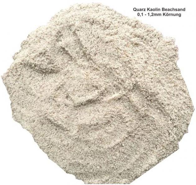 Quarz-Beachsand *0,1-0,7mm*