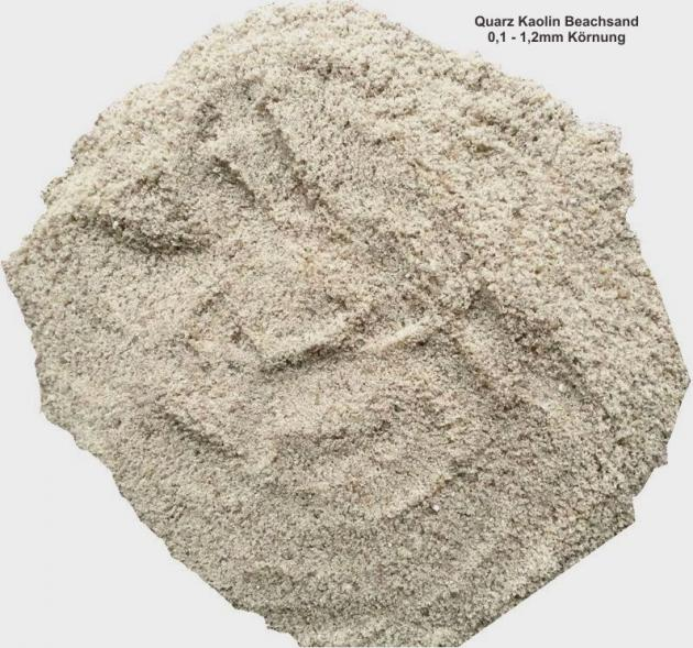 Quarz-Beachsand *0,1-1,2mm*