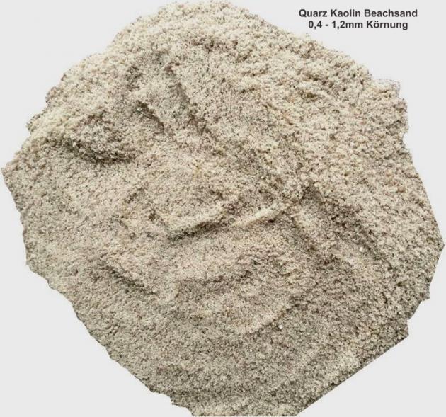 Quarz-Beachsand *0,4-1,2mm*