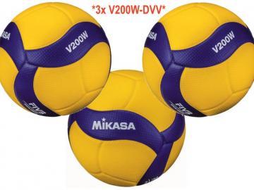 Mikasa-VB *3x V200W-DVV*